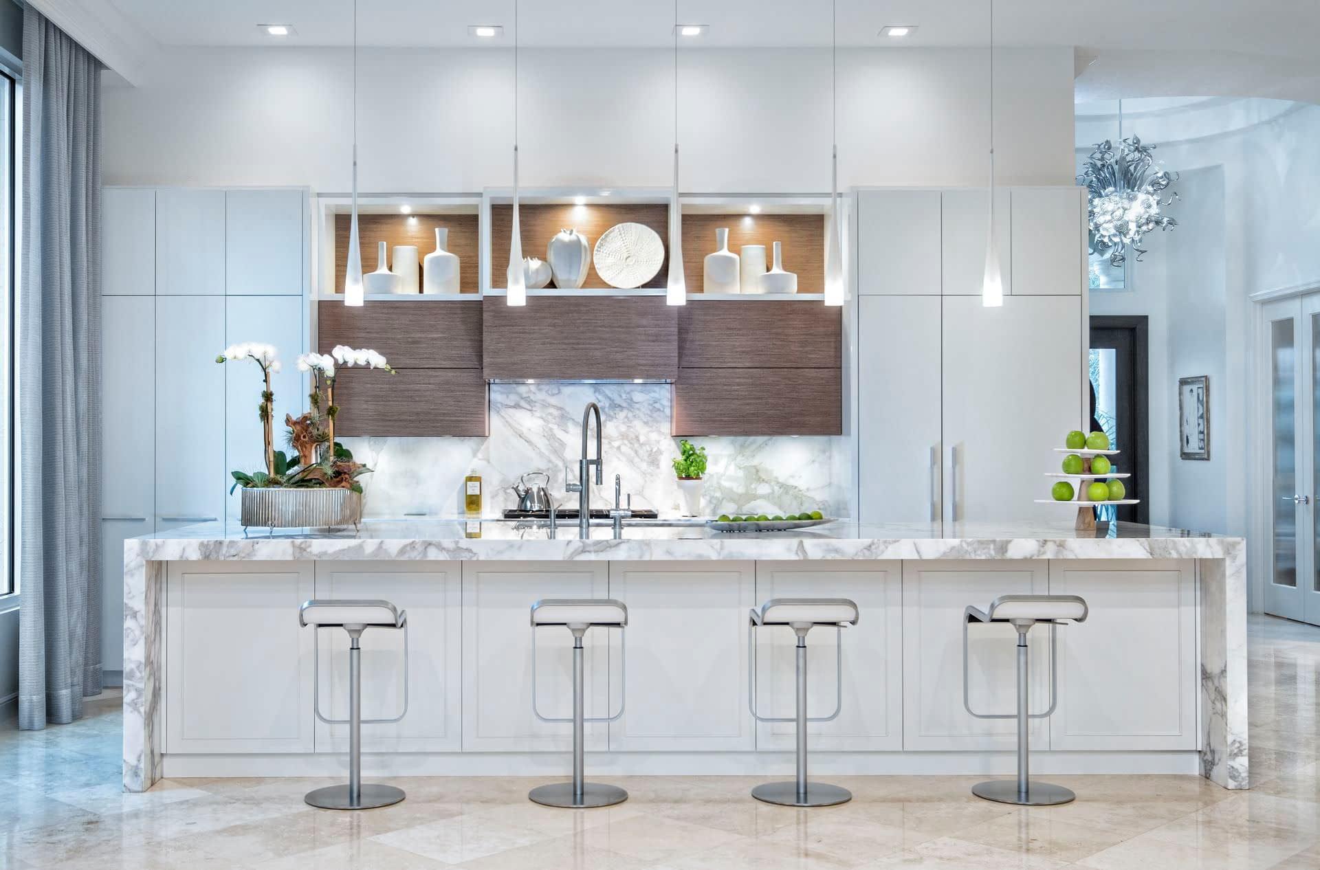 stunning white kitchen design by jeanette hubley