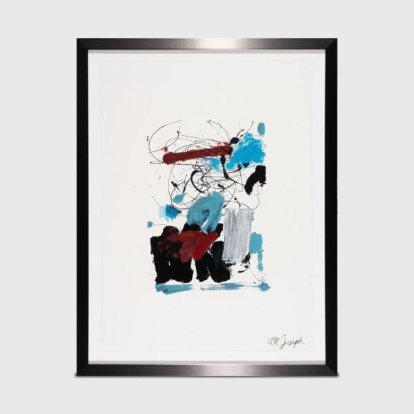 high end art print modern hubley